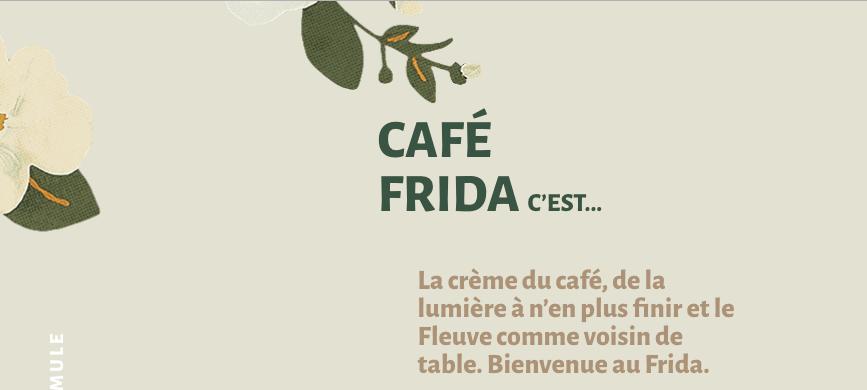 UX Cafe Frida