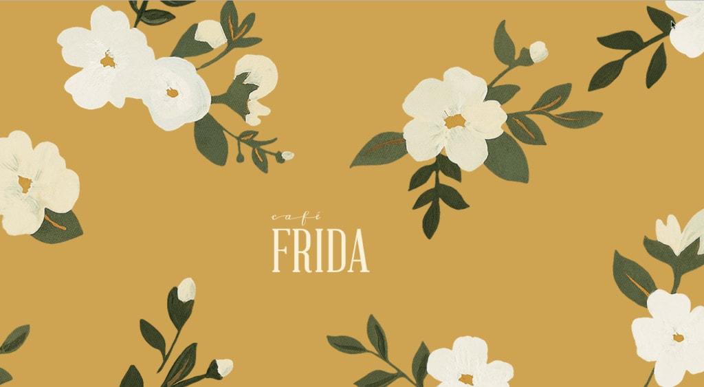 UX Frida Brand Patterns